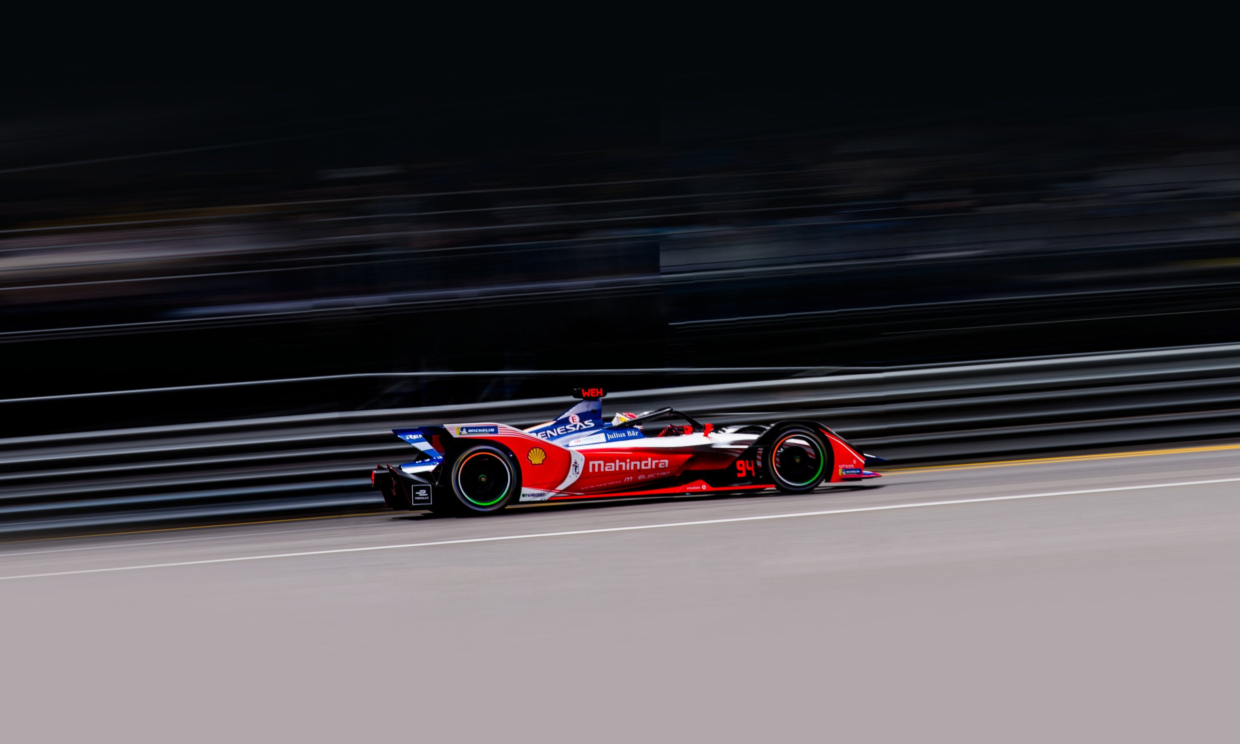 Points for Mahindra Racing's Pascal Wehrlein at home E-Prix